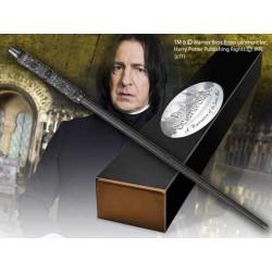 Harry Potter réplique baguette du Professeur Severus Snape (édition personnage)