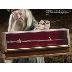 Harry Potter réplique bronze baguette de Albus Dumbledore