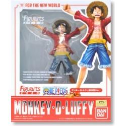 ONE PIECE FIGUARTS ZERO Monkey D Luffy New World