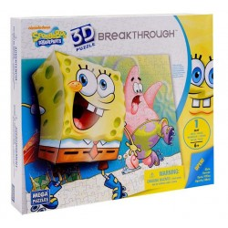 Puzzle 3D Breakthrough Bob´s Pineapple (100 pièces)