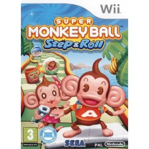 Super Monkey Ball : Step & Roll