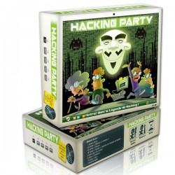 Jeu de Plateau - Hacking Party