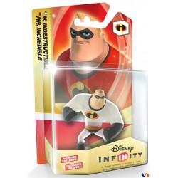 Disney Infinity - 1 figurine cristal : M. Indestructible (Les indestructibles)