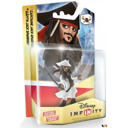 Disney Infinity - 1 figurine cristal : Jack Sparrow (Pirates des Caraibes)