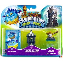 Skylanders : SWAP Force - Assortiments 6 Adventure Pack 1 / Tower of Time [Vague 1]