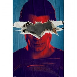 Poster Batman V Superman Modele 2