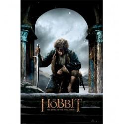 Poster Hobbit 3 Modele 2