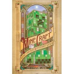 Poster Minecraft Modele 1