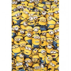 Poster Minions Modele 4