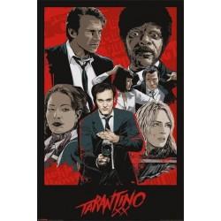 Poster Tarentino Xx