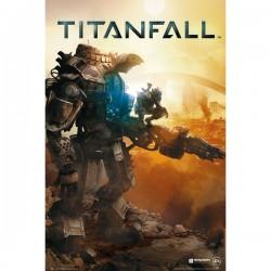 Poster Titan Fall