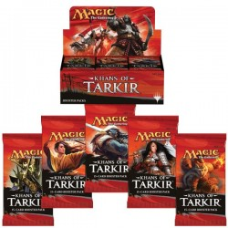 Magic The Gathering - Khans of Tarkir - Booster