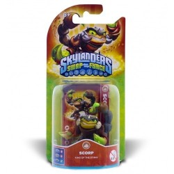Skylanders Swap Force - 1 figurine : Scorp