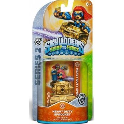 Skylanders Swap Force - 1 figurine : Heavy Duty Sprocket