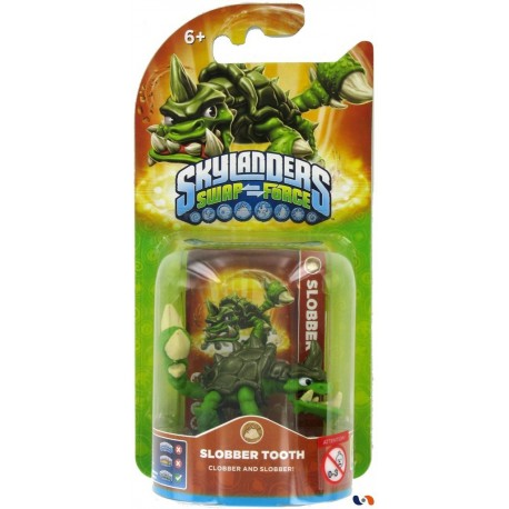 Skylanders Swap Force - 1 figurine : Slobber Tooth