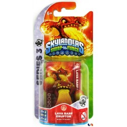Skylanders Swap Force - 1 figurine : Lava Barf Eruptor