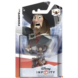 Disney Infinity - 1 figurine : Barbossa (Pirates des Caraibes)
