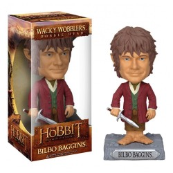 Le Hobbit Bobble Head Bilbo 15 cm