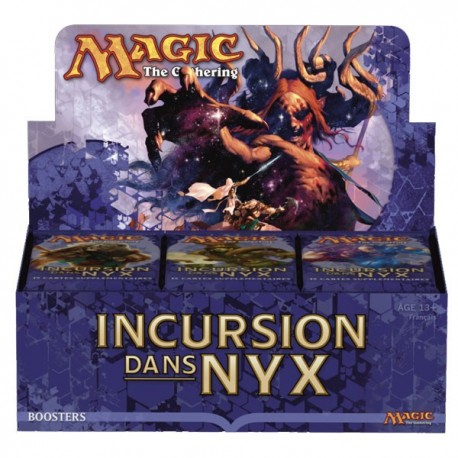 Magic The Gathering - Incursion dans NYX - Booster