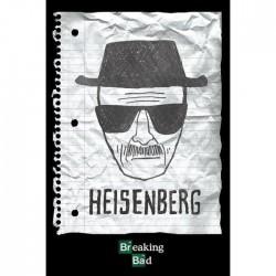 Poster Breaking Bad Heisenberg