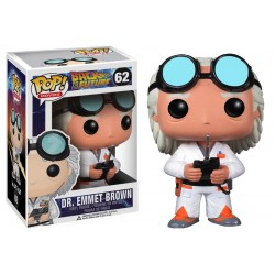 Pop! Movies: Back to the Future - Doc Brown
