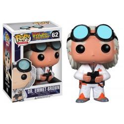 Pop! Retour vers le futur Doc Brown