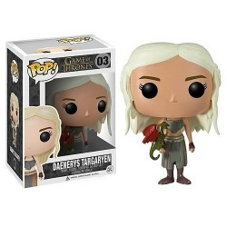 Pop! Game Of Thrones Daenerys Targaryen
