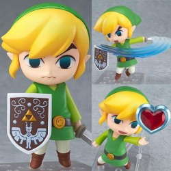 The Legend of Zelda The Wind Waker HD figurine Nendoroid Link The Wind Waker Ver. 10 cm