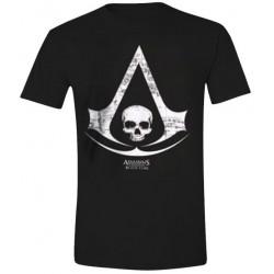 Assassins Creed IV: Logo Black