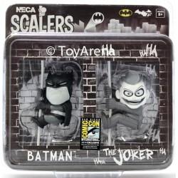 Neca scalers - Batman & Joker
