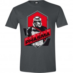Star Wars 7 Captain Phasma Gris