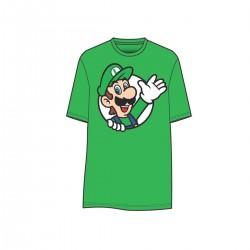 Luigi T-Shirt Vert