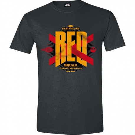 Star Wars 7 Red Squad T-Shirt