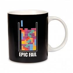 Mug Tetris Epic Fail