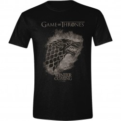 T-Shirt Game Of Thrones Stark Spray