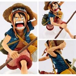 One Piece SCulture Big Z4 Vol01 Luffy 16cm