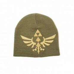 Bonnet Zelda Vert Logo