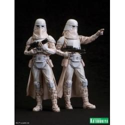 Snowtrooper pack de 2 Art Fx Star Wars