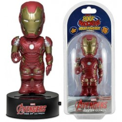 Marvel - Body Knocker Iron Man