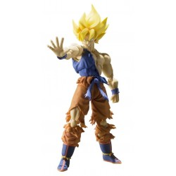Figuarts Son Goku Super Saiyan Super Warrior Awakening