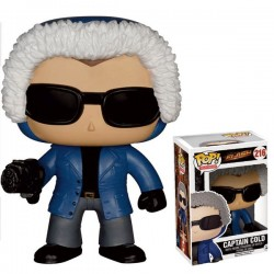 Pop Flash Captain Cold