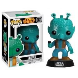 Pop Star Wars - Greedo