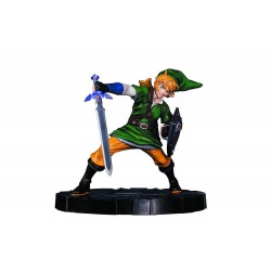 Zelda Statuette Link 25Cm