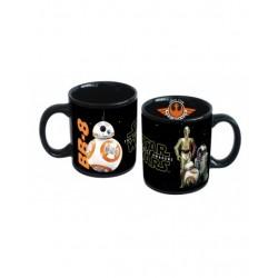 Mug Droids R2D2 - C3PO - BB8