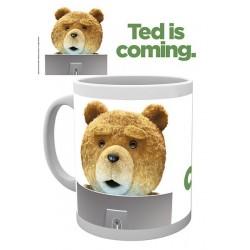 Mug Ted Is Coming