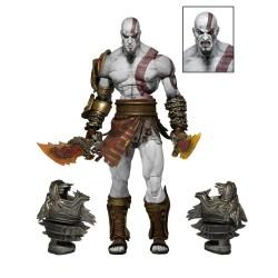 God Of War 3 - Kratos 18 Cm - Neca