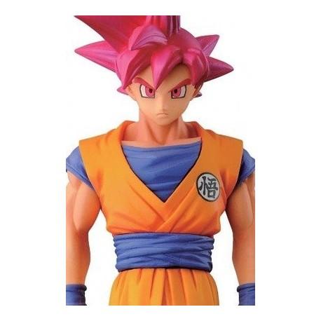 Goku Super Saiyan God Banpresto Chozousyu