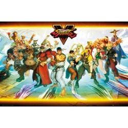 Poster Street Fighter