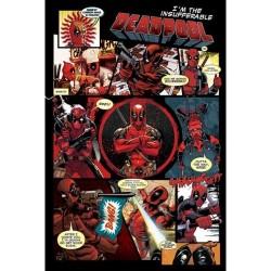 Poster Deadpool Modèle 2