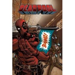 Poster Deadpool Modèle 3